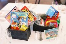 Brilliant Ways To Keep Children Entertained At Weddings / From hiring a babysitter to watch over toddlers to personalised goodie bags for each nipper, here are brilliant ways to keep energetic tots entertained. / by GettingPersonal.co.uk