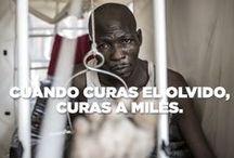 Campañas MSF México / Médicos Sin Fronteras México desarrolla campañas públicas para dar a conocer a la organización y difundir su mensaje humanitario entre la población del país