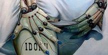 Роботы и киборги