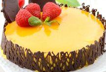 Gâteaux / Gâteaux et petit gâteau, idées recettes salées & sucrées
