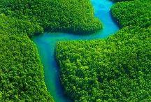 Река или озеро