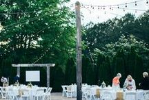 Rehearsal Dinners | The Sonnet House / Can you imagine a better place to dine the night before your wedding than underneath the stars at The Sonnet House? Us neither.