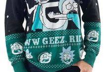 TVStoreOnline Men's Ugly Christmas Sweaters