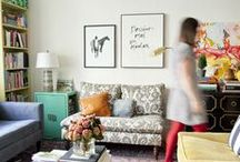 Apartment Inspiration / by Alison Morris