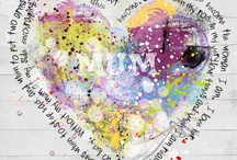 Arts: Scrappy & Otherwise / scrapbook & art journaling / by Tami Taylor