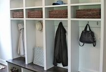 Home - Mudroom / by Jennifer Chung