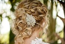 Wedding Hair & Make-Up / Shine bright and be pretty on your wedding day