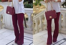 Fashions pour moi / Flares are back!!!!!!! / by Lisa Frank