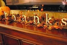 Halloween & Thanksgiving / by Cynthia Martinez