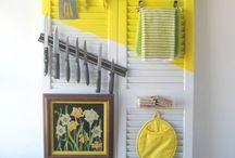 organize it::: / Always searching for new, creative & innovative ways to keep the home organized!
