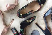 Shoes: Inspiration / Interesting, inspiring and beautiful shoes, boots, sandals, heels and flats to love and style!