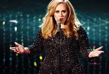 ADELE / Adele  Through Many Turmoil and Great Victories STILL SHE RISE / by Cedric W