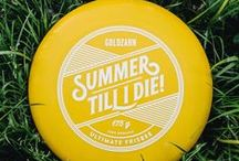 Frisbees + Flyers / Unique ideas on how to customize your frisbee this Spring!  / by USimprints