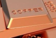 Copper Canvas / a collection of all things copper. / by Robin Westerman ♕