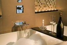 HOME.....Bathrooms... / by TJ Bowman