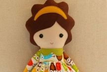 Doll makes / All things handmade dolls  / by Fran Laird
