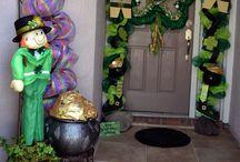 March (Saint Patricks Day) / by Lisa Frank