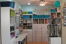 Scrapbook Rooms / by Obsessed with Scrapbooking by Joy Tracey