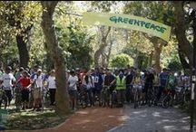 Kutup Bisikleti / İstanbul, Mersin, Eskişehir ve Yalova'da buluştuk. Yüzlerimizi boyadık, bisikletlerimizi süsledik ve Kuzey Kutbu'nu kurtarmak için yola koyulduk.   Türkiye'de 400, dünyada yaklaşık 15 bin kişi Kuzey Kutbu'nu kurtarmak için aynı anda pedalladı.   Kutup Bisikleti'ne katılamadıysan üzülme! http://savethearctic.org/tr adresinden imza atarak da Kuzey Kutbu kampanyamızı destekleyebilirsin. / by Greenpeace Türkiye
