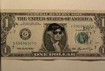 Money...Dinero...Geld...Soldi...Money / by SnakeSoda