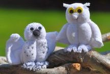 Make Owls / The new baby will have an Owl themed Nursery. I'm loving the creative ideas