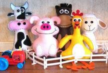 Make Domesticated and Farm Animal Toys
