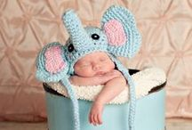 Cute and Crazy hats / Crochet, knit or sew, these hats will make you smile