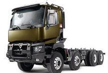 Renault Trucks K – Heavy construction / Heavy construction range - Renault Trucks K