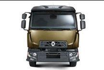 Renault Trucks D - Distribution range / Renault Trucks D