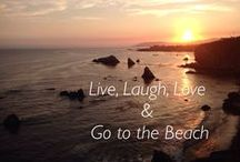 Beach Quotes / There's no better place than the beach! Here are some of our favorite beach quotes.  / by Avila Lighthouse Suites