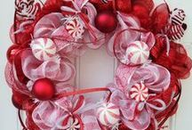 Wreath / by Obsessed with Scrapbooking by Joy Tracey