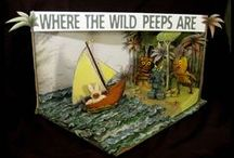 Read These Peeps / Book-Inspired Peep Dioramas / by Alison Morris