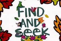 Find and Seek / by White Stuff UK