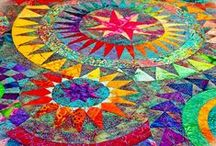 Quilts -- Stars / by Donna DuMouchel