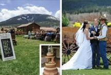 Colorado - Mountains & Western Slope (Colorado) Wedding Sites / Colorado wedding venues in the Rocky Mountains and the Western Slope, including super sites in the cities of Aspen, Avon, Beaver Creek, Black Hawk, Breckenridge, Carbondale, Copper Mountain, De Beque, Edwards, Fraser, Granby, Grand Junction, Grand Lake, Keystone, Ridgway, Silverthorne, Snowmass Village, Steamboat Springs, Telluride, Vail, and Westcliffe.