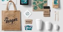 Logo + Branding / Font pairing and design inspiration for your next product idea.