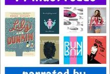 YA/MG Transgender Booklist / Books featuring transgender teens. All of these are ideal for middle and high school students.