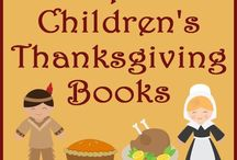 Thanksgiving in the School Library