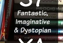 YA/MG Dystopia--booklist / Dystopia= A world you wouldn't want to live in!
