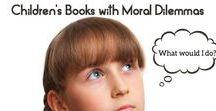 YA/MG Moral Dilemmas--booklist