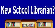 New School Librarians / Tips and tricks for new school librarians. Many of these will also work for new teachers.