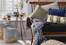 Scandi chic homeware / This spring  it's all about scandi style. Get inspired with our oh so simple and oh so beautiful new home collection...