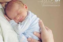 Newborn Inspirations / by Kelli Harlow
