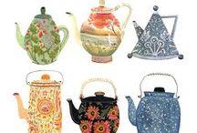 Tea and Coffee / by Cecilia Bussolari