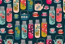 Patterns / by Cecilia Bussolari