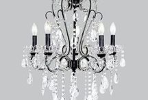 Chandaliers & Lamps / by Aleta Quate