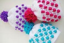 Crochet Hats <3 / by Kelli Harlow