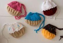 Crochet Bags <3 / by Kelli Harlow