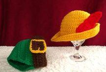Crochet Sets <3