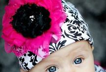 Girls Baby Hat